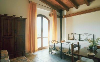 Agriturismo Montevecchio Doppelzimmer im Haupthaus