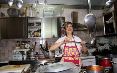 Agriturismo Montevecchio Küche (10)