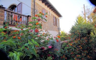 Agriturismo Montevecchio Nebenhaus (10)