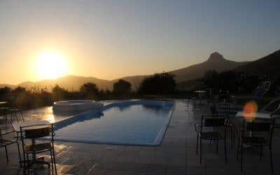 Agriturismo Montevecchio Sonnenuntergang (8)