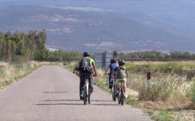 Cabras mit dem Fahrrad (4)