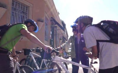 Cabras mit dem Fahrrad (5)