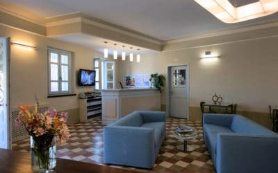 Hotel Sinis Reception Haus (1)