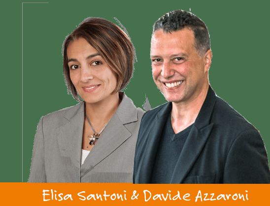 Elisa Santoni und Davide Azzaroni - Sardinien-Experten