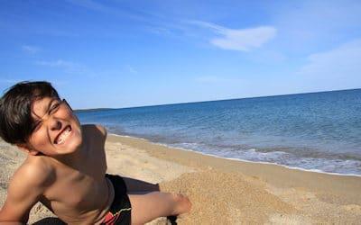 Ferienhäuser Sardinien am Meer