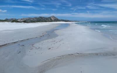 Strand Biderrosa (Orosei)