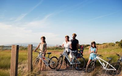 Fahrradtouren in Cabras mit Bird Watching